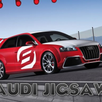 Audi Vehicles Jigsaw