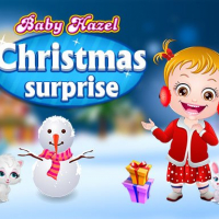 Baby Hazel Christmas Surprise