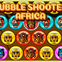 Bubble Shooter Africa