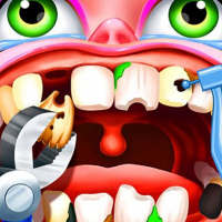 Dentist Games Teeth Doctor Surgery ER Hospital