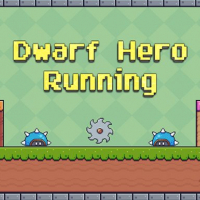 Dwarf Hero Running