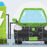 Electric Cars Jigsaw