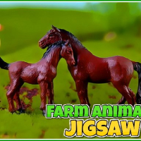 Farm Animals Jigsaw