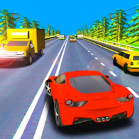 Highway Road Racer Traffic Racing