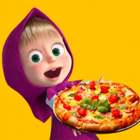 Masha Pizza Maker