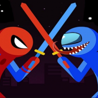 Stickman Heroes Fight - Super Stick Warriors