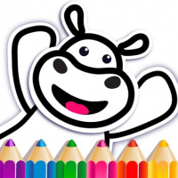 Toddler Coloring Game