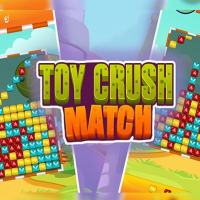 Toy Crush Match