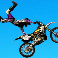 Crazy Motocross Jumps Jigsaw