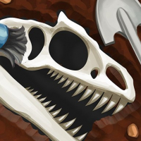 Dino Quest - Dig & Discover Dinosaur Fossil & Bone