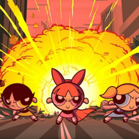Powerpuff Girls Match 3