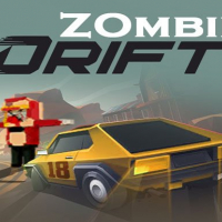 Zombie Drift Game : Kill all zombies